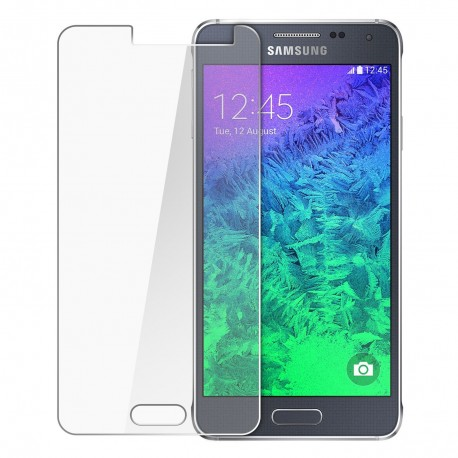 Screen Protector Glass Galaxy Alpha