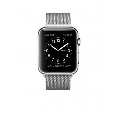 Apple Watch Steel Milanese Loop 42mm