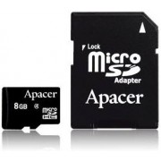 Apacer 8GB micro SD UHS-1