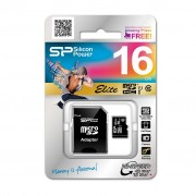 Silicon Power 16GB micro SD UHS-1