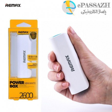 REMAX Power Mini White