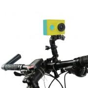 نگهدارنده دوربین Yi Action روی دوچرخه و موتور