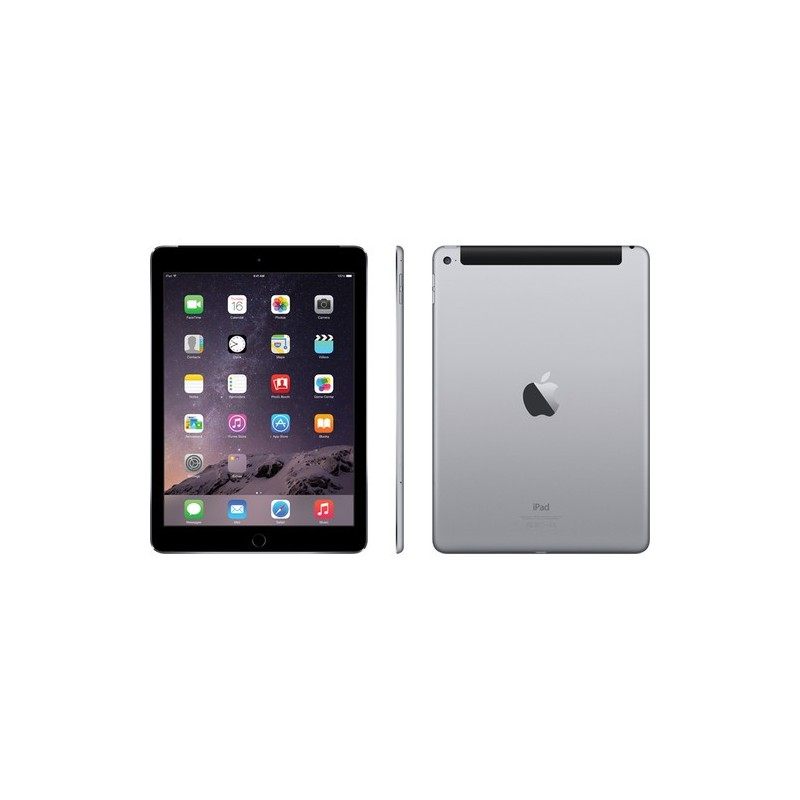 ipad air 2 wifi cellular 128gb 2. Black Bedroom Furniture Sets. Home Design Ideas